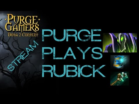 plays - Rubick is a very high skill capped support because of his ability to steal spells and make game changing plays. You want to draft him against heroes that have powerful abilities, and this was...