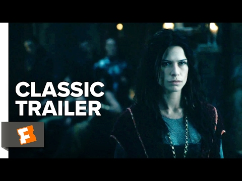 Underworld: Rise of the Lycans (2009) Official Trailer 1 - Rhona Mitra Movie