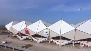 Trabzon Akyazı Stadında Son Durum