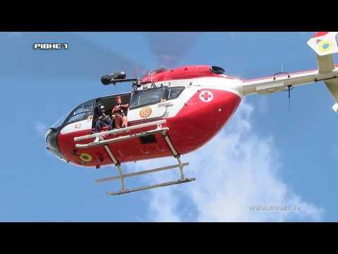 Авіація, вибухи, пожежі: на Рівненщині відбулися видовищні навчання служб цивільного захисту [ВІДЕО]