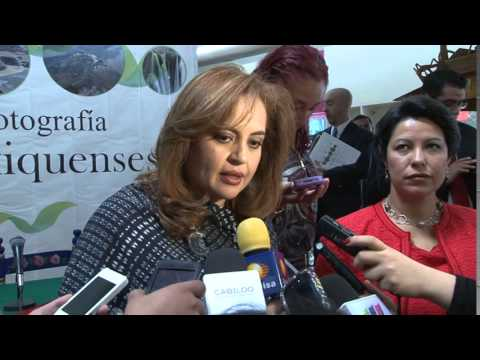 La legisladora Ana Lilia Herrera opina...