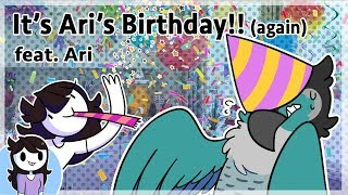 Video Ari's Birthday! (again) MP3, 3GP, MP4, WEBM, AVI, FLV Februari 2019
