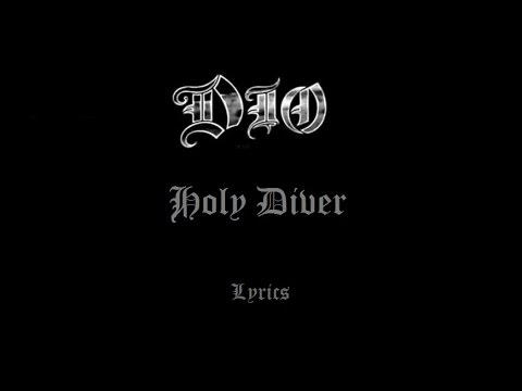 Video Dio - Holy Diver Lyrics download in MP3, 3GP, MP4, WEBM,