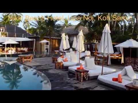 Nikki Beach Hotel, Lipa Noi, Koh Samui – thebeachfrontclub.com