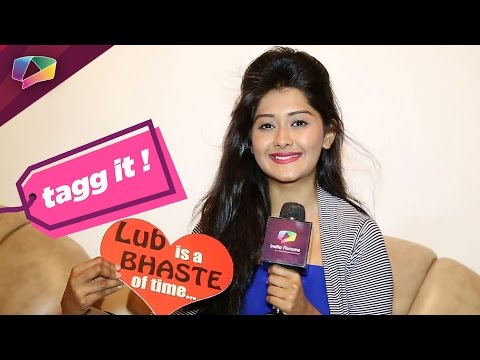 Kanchi Singh plays Tagg It