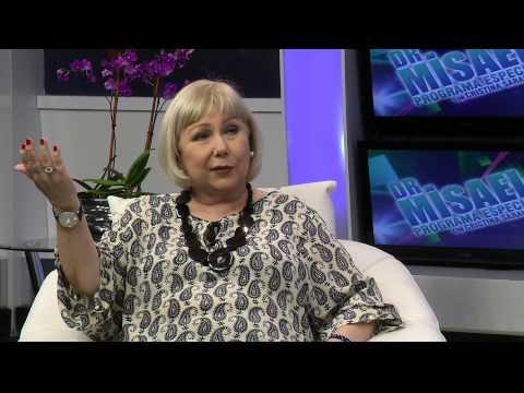 Misael González entrevista a Cristina Saralegui - Programa completo