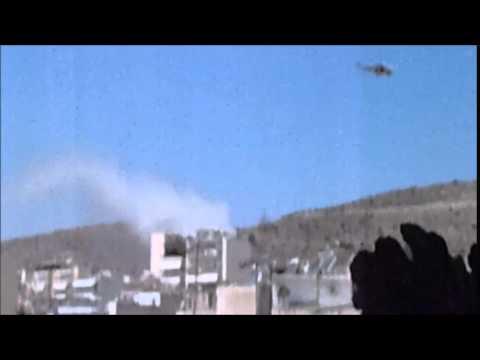 Video - Υπό έλεγχο η φωτιά στο Κερατσίνι