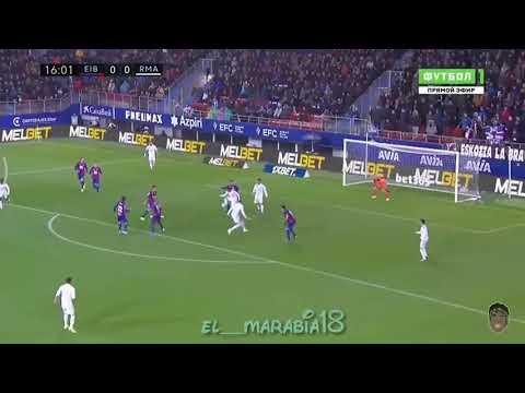 Eibar vs real madrid 0.4 All goal  &  Extented Highlights 2019-2020