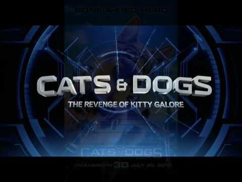 CATS & DOGS: THE REVENGE OF KITTY GALORE  (2010) - Christopher Lennertz - Soundtrack Suite