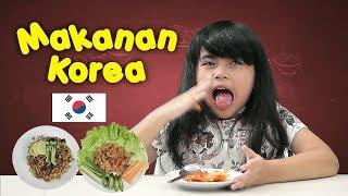 Video KATA BOCAH  tentang Kimchi, Dak Galbi, Japchae, Jajangmyeon, Topokki (Makanan Korea) | #9 MP3, 3GP, MP4, WEBM, AVI, FLV April 2019