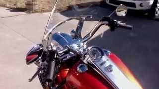 4. 2011 Harley Davidson Road King