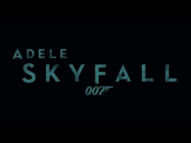 ADELE - Skyfall