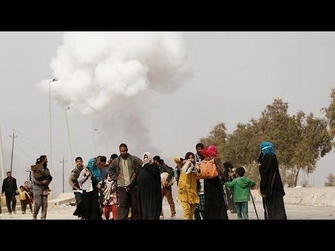 Ιράκ: Ο εφιάλτης των χημικών όπλων επέστρεψε