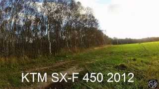 8. KTM SX-F 450 2012