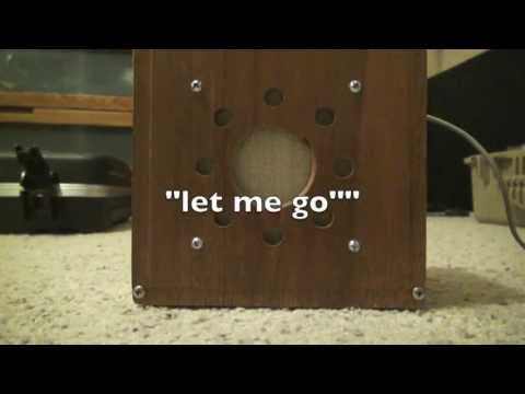 Using the Andy's Box Ghost Box, Ovilus III and E.V.P. during a mic test – Huff Paranormal