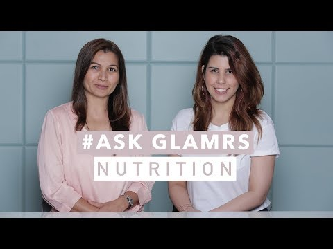 Ask Glamrs: Diet, Weight Loss and Nutrition  Glamrs Live Q&A