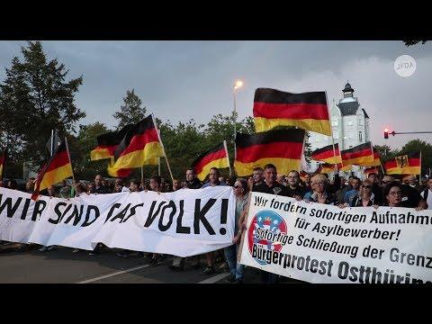 "Neonazi-Kader bei ""Pro Chemnitz""-Demonstration"