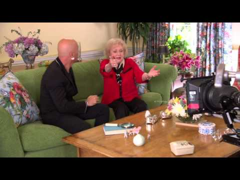 Betty White's Off Their Rockers (Behind The Scenes) Howie Mandel