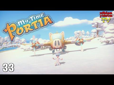 My Time At Portia 33 - Những Gương Mặt Mới - Thời lượng: 38 phút.