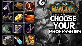 Video WoW Classic Profession Picking Guide Part 1 MP3, 3GP, MP4, WEBM, AVI, FLV Agustus 2019