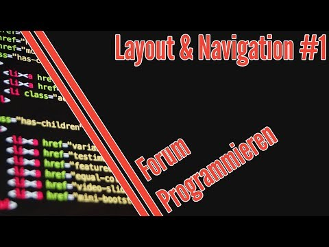 Forum Programmieren | Layout & Navigation #1 | Deutsc ...