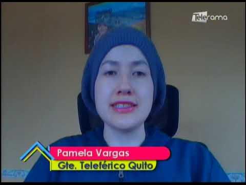 Teleférico de Quito reactiva sus actividades con estrictos protocolos de bioseguridad