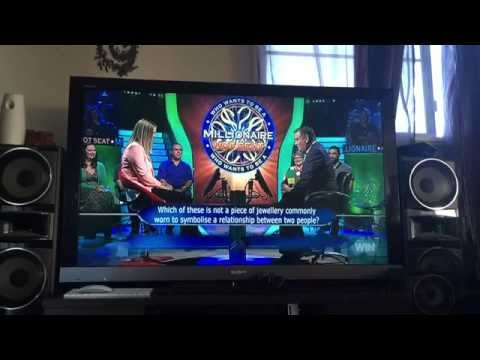 Who Wants To Be A Millionaire Fail!