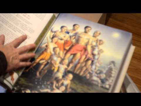 Assist ISKCON Amsterdam and receive the deluxe limited edition Bhagavad Gita As It Is.