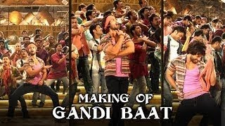 Gandi Baat - Making Of The Song - R...Rajkumar