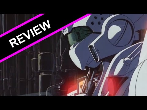 Patlabor: The Movie (1989) REVIEW