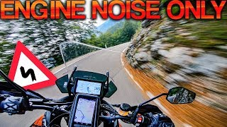 10. KTM 1290 Super Adventure S on a fun mountain road [RAW Onboard]