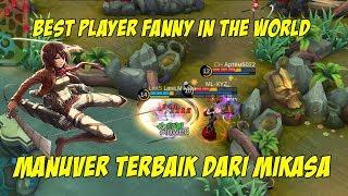 Download Video Cuma Mikasa The Best Fanny Yang Bisa Manufer Seperti ini MP3 3GP MP4