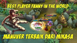 Video Cuma Mikasa The Best Fanny Yang Bisa Manufer Seperti ini MP3, 3GP, MP4, WEBM, AVI, FLV Februari 2018