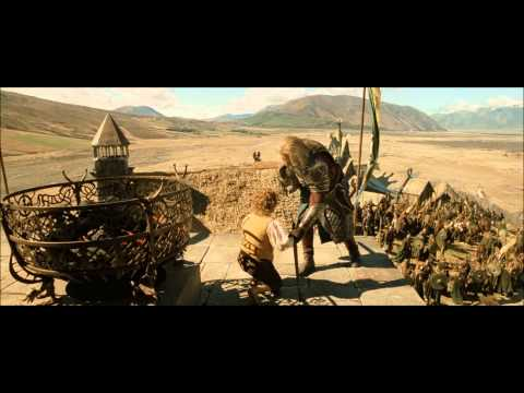 LOTR The Return of the King - Extended Edition - Théoden's Decision