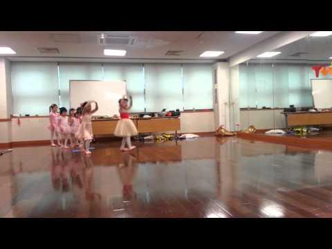 [영어발레] 발레 스텝을 연습해요