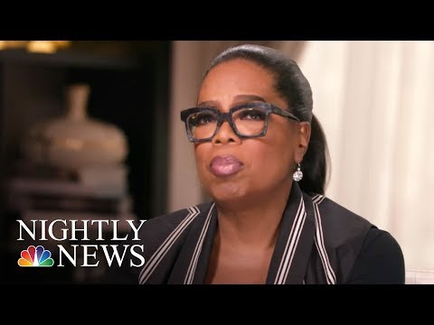 Donald Trump Weighs In On Oprah 2020 Presidential Speculation | NBC Nightly News