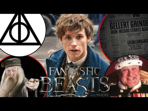 28 Fantastic Beasts And Where To Find Th