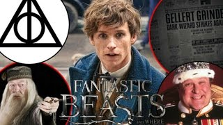 28 Fantastic Beasts And Where To Find Them Easter Eggs   References