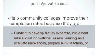 Grant Development for ICT Educators (MPICT)