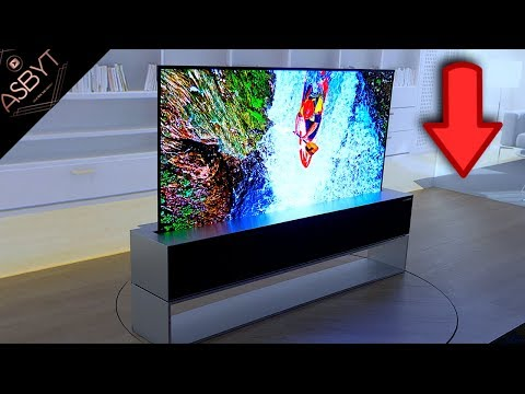 Lg Rollable Signature Oled Tv | World's Lightest Laptop | Smartphones & More! ( Ces 2019 )