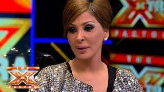 تواصل إليسا مع الجمهور- الحلقة الخامسة - The XTRA Factor 2013