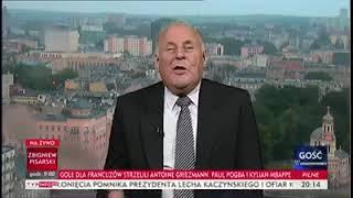 Jan Tomaszewski: chcę złożyć serdeczne gratulacje dla TVP, a w szczególności prezesa Kurskiego, dla którego MŚ były oczkiem w głowie