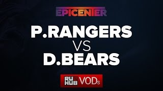 PR vs Danish Bears, game 1