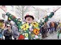 Schneechaos und Konfettiregen - Karneval in Geisa 2018