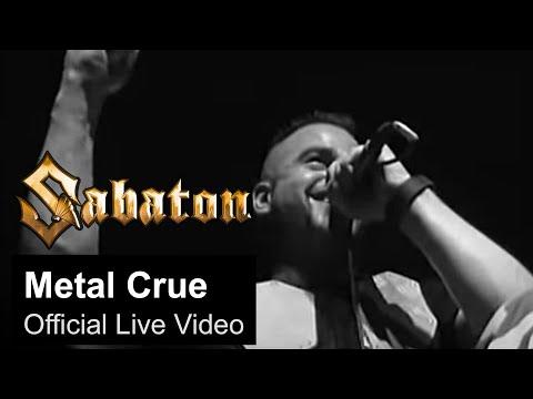 Tekst piosenki Sabaton - Metal Crüe po polsku