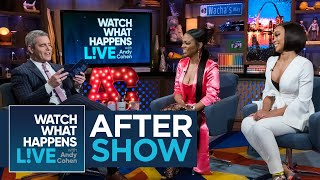 After Show: Kandi Burruss' Upcoming Solo Album | RHOA | WWHL