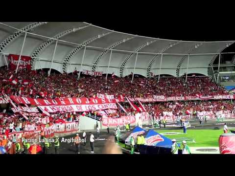 America de Cali - Deportivo Cali 14.03.2012 - Copa Colombia - info@pasion-latina.com - Baron Rojo Sur - América de Cáli