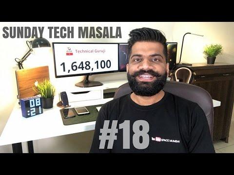 #18 Sunday Tech Masala - #BoloGuruji Let's Count Live (видео)