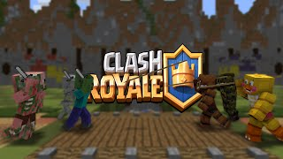 Video FNAF vs Mobs: Clash Royale Challenge - Monster School (Five Nights At Freddy's) MP3, 3GP, MP4, WEBM, AVI, FLV Oktober 2018