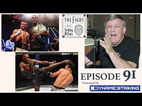 Teddy Atlas on Charlo Doubleheader & UFC 253 (Adesanya Costa, Reyes Blachowicz) + McGregor Pacquiao